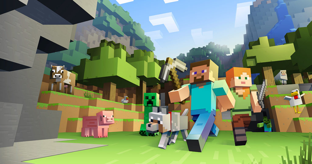 minecraft official - immagine