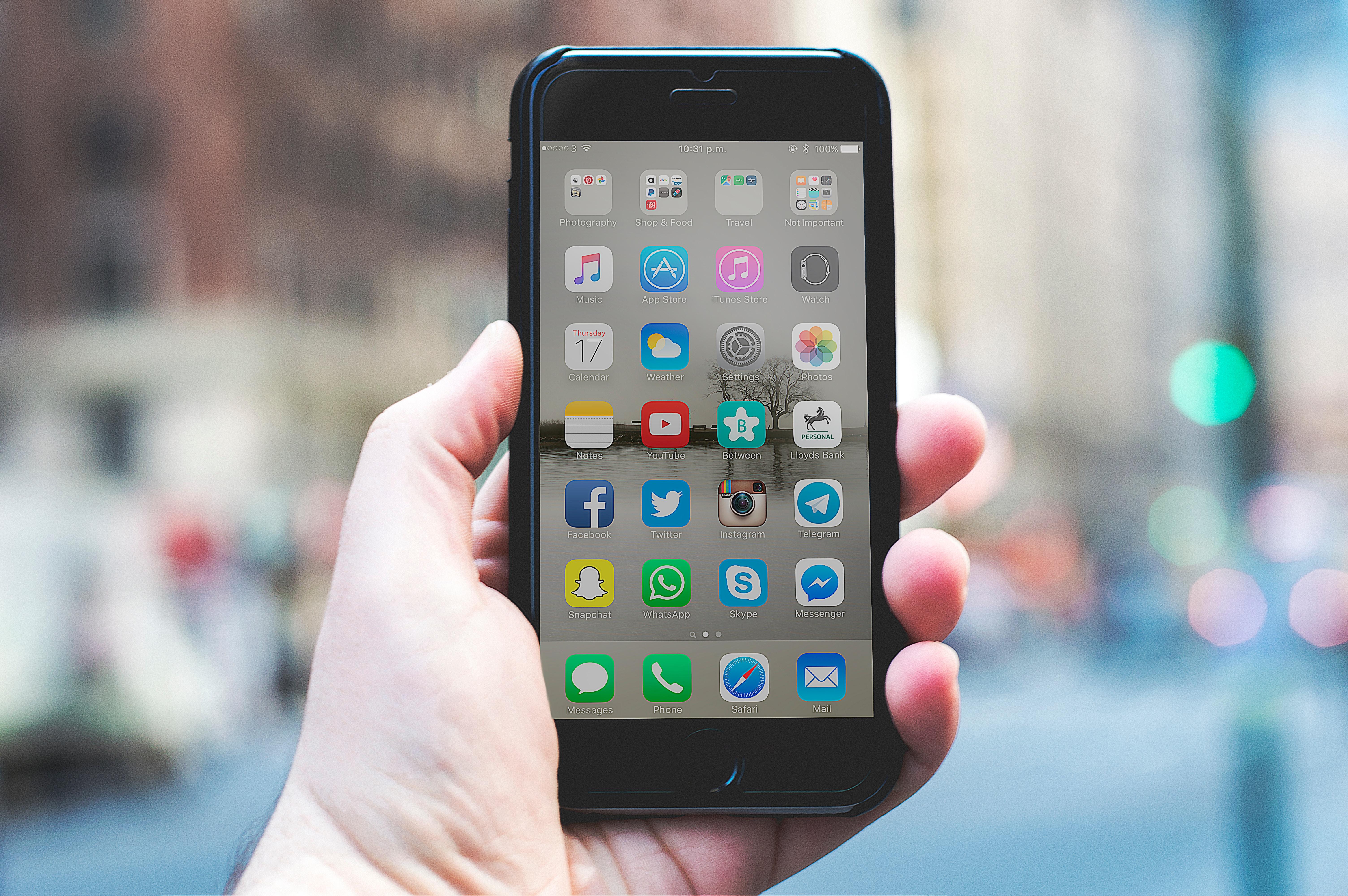 Time management e stress - app smartphone